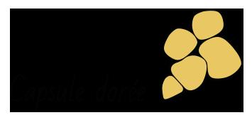 Capsule dorée