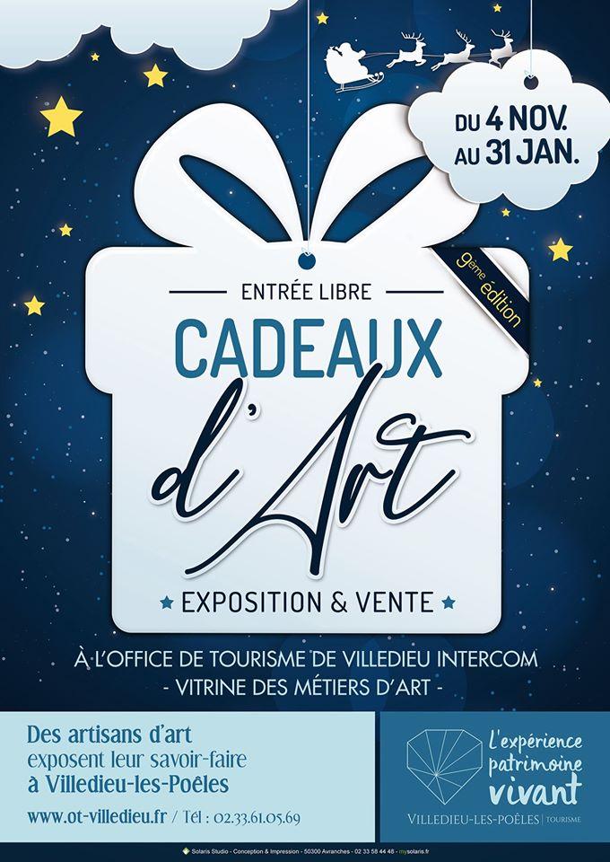 Cadeau Noël Villedieu