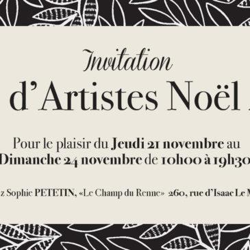 Évènement > Café d'Artistes