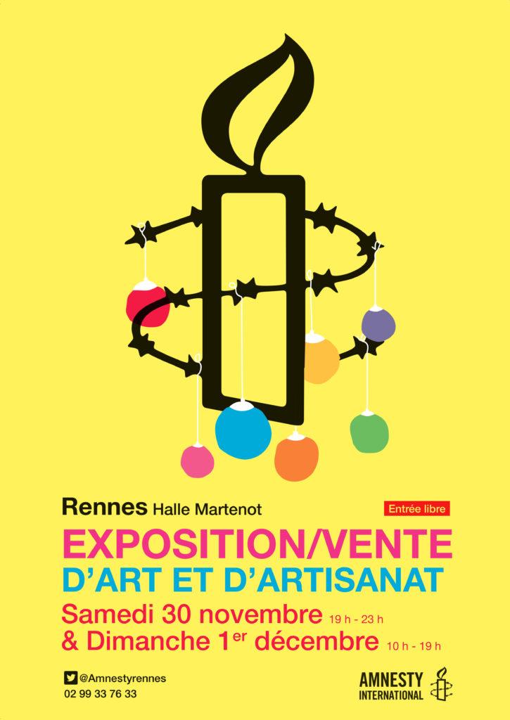Marché de créateurs Rennes